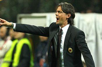 Inzaghi: I can take Milan back to the top