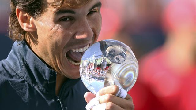 Tennis - Nadal cruises to Montreal Masters title