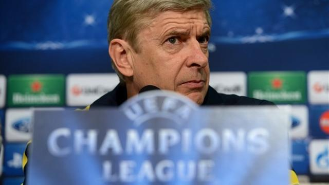 Champions League - Wenger against plans to expand tournament