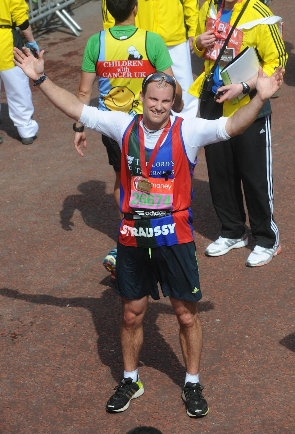 Virgin London Marathon 2013