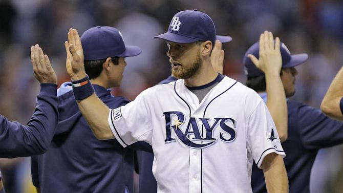 Rays beat Red Sox 3-0 for 9th straight win