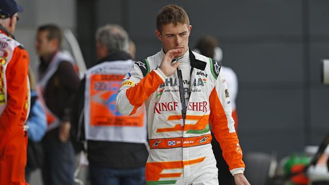Formula 1 - Di Resta convinced of test benefits
