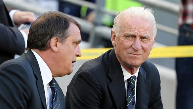 Football - Trapattoni has Tardelli's backing