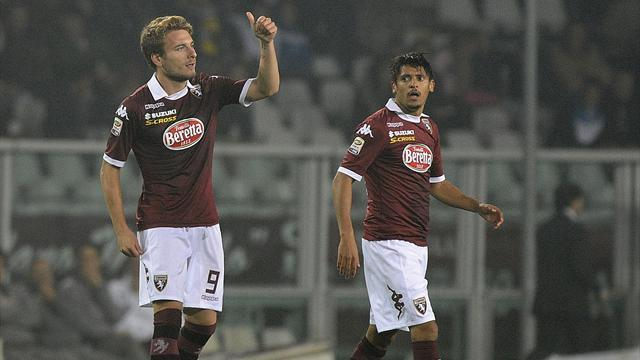 Serie A - Immobile strikes again for Torino