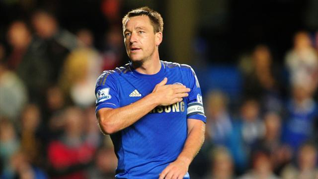Premier League - Chelsea refuse to confirm or deny Terry captaincy