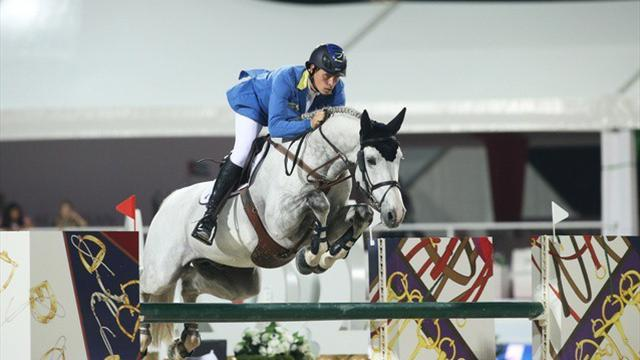 Equestrianism - Ahlmann wins in Mechelen