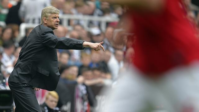 Premier League - Managers: Wenger: 'One of my best squads'