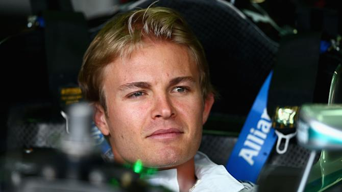 Formula 1 - Rosberg set to stay at Mercedes