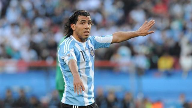Serie A - Tevez: I almost retired over Man City row