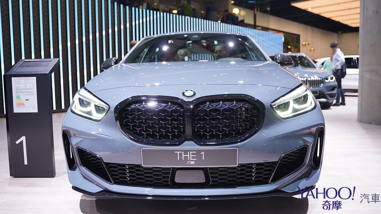 【2019法蘭克福車展】前輪驅動又如何?全新第3代BMW 1-Series照樣可以凶到爆!