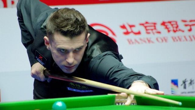 Snooker - Selby beats White, Dott ends Brecel's run