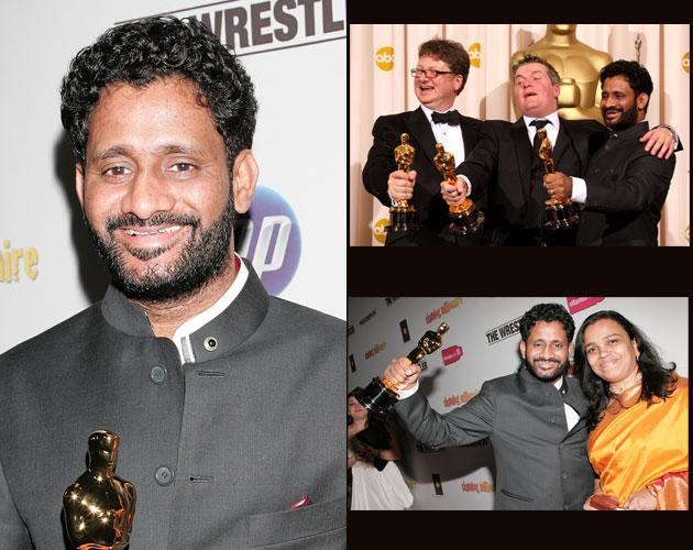 Indians who have won Oscars