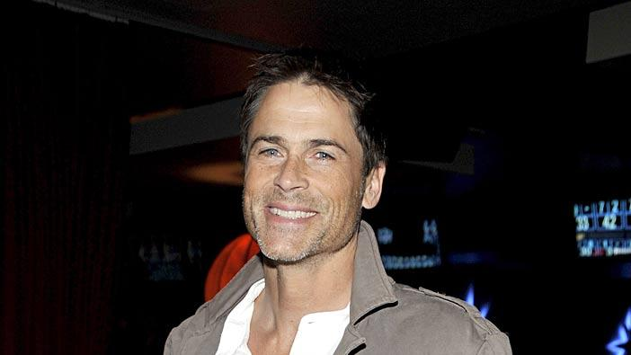 Rob Lowe Best Buddies