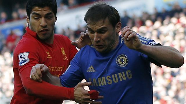 Premier League - Suarez apologises for 'inexcusable behaviour' after Ivanovic bite