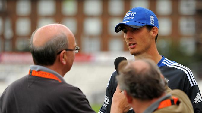 Steven Finn claimed four wickets for the England Performance Programme