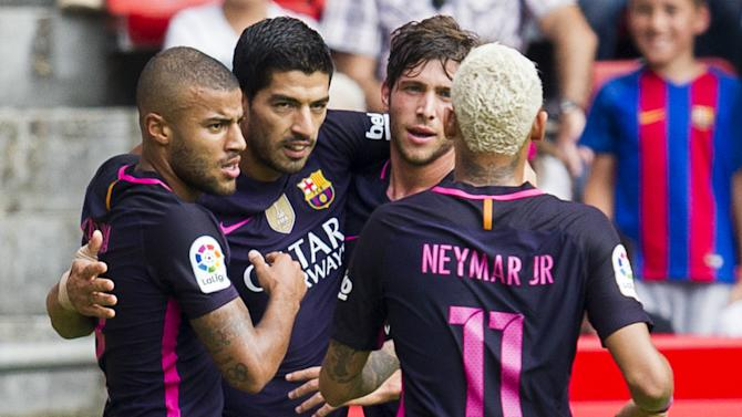 WATCH: Barcelona and Atletico Madrid hoping to improve German form
