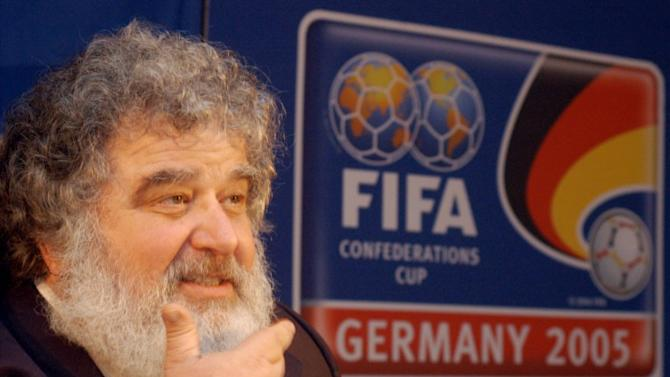 Fifa whistleblower Chuck Blazer admitted to taking bribes to favour World Cups in France and South Africa