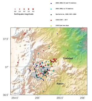 New Mexico Earthquakes Linked to Wastewater Injection