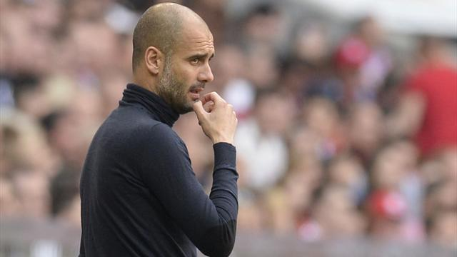 Bundesliga - Bayern's Guardiola remembers friend Vilanova