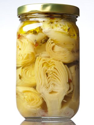 How To Cook Artichokes In A Jar