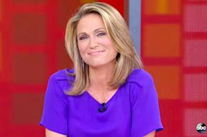 Amy Robach Returns to Good Morning America After Mastectomy, Preparing for Chemo to Fight Breast Cancer
