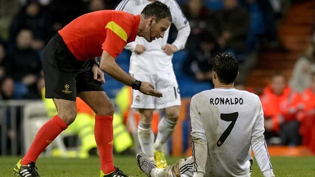 Champions League - Ronaldo to sit out Dortmund clash