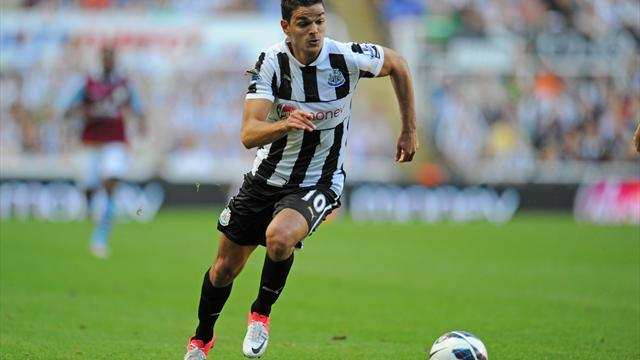 Premier League - Ben Arfa missing for Newcastle over Christmas