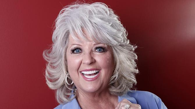 FILE - This Jan. 17, 2012 file photo shows celebrity chef Paula Deen posing for a portrait in New York. It was revealed that Deen admitted during questioning in a lawsuit that she had slurred blacks in the past. It's the second time the queen of comfort food's mouth has gotten her into big trouble. She revealed in 2012 that for three years she hid her Type 2 diabetes while continuing to cook the calorie-laden food that's bad for people like her. (AP Photo/Carlo Allegri, File)