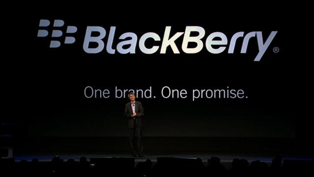 BlackBerry introduces Z10, Q10 smartphones