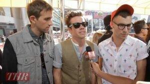 VMAs 2012: Fun. Looks Back on Making the Music Video for 'We Are Young' (Video)
