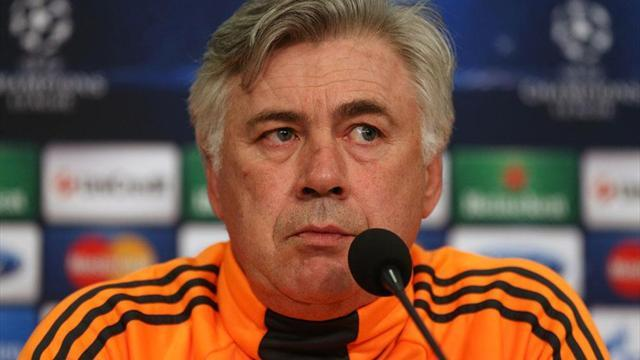 Champions League - Ancelotti: Real Madrid played the perfect match