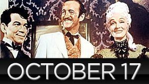 today in movie history, october 17