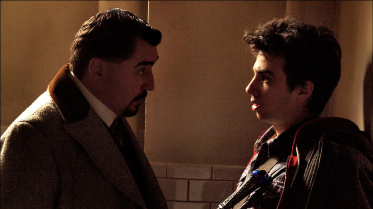 Alfred Molina Jay Baruchel The Sorcerer's Apprentice Production Stills 2010