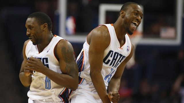 NBA - Walker leads Bobcats to Grizzlies win