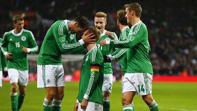 Germany International Football Team (Reuters)