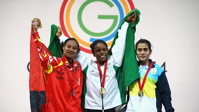 Commonwealth Games - Doping teen stripped of gold medal