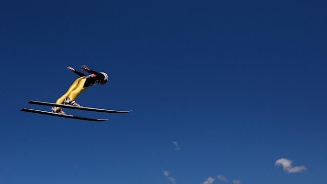 Ski Jumping Summer Grand Prix
