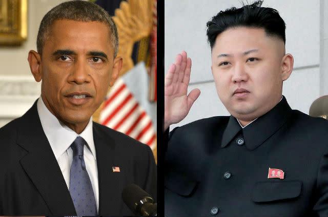 "North Korea Blames U.S. For Internet Outage, Calls Obama A ""Monkey"""