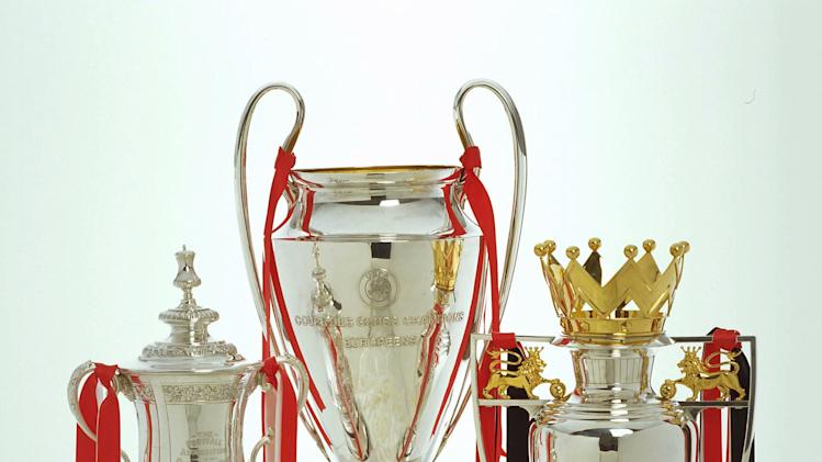 The Treble Trophies