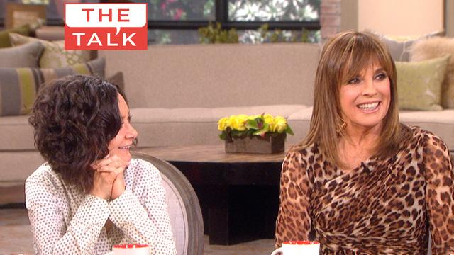The Talk - Linda Gray talks Dallas!