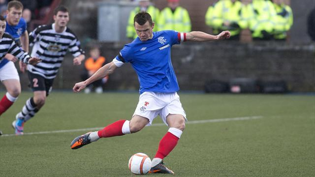Scottish Football - Rangers crush East Stirling