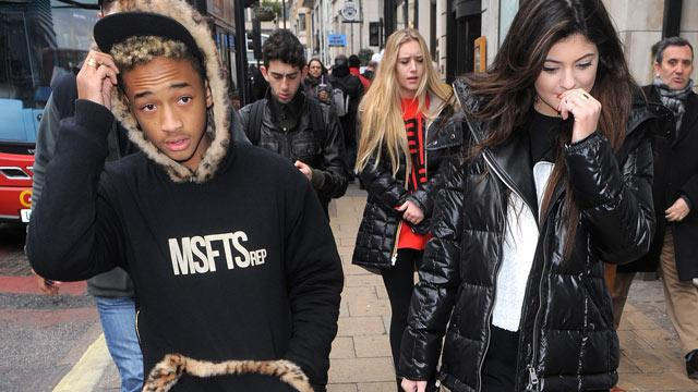 Kylie Jenner and Jaden Smith Reportedly Dating