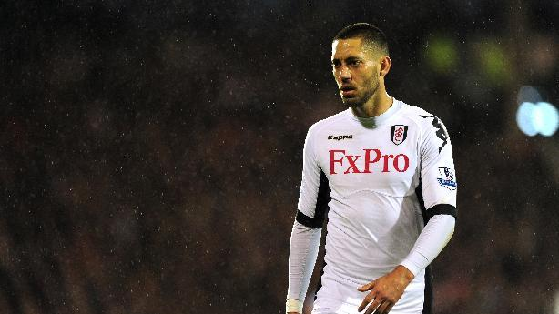 Liverpool have made enquiries about Clint Dempsey