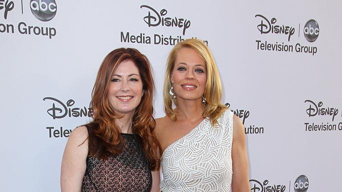 Dana Delany and Jeri Ryan