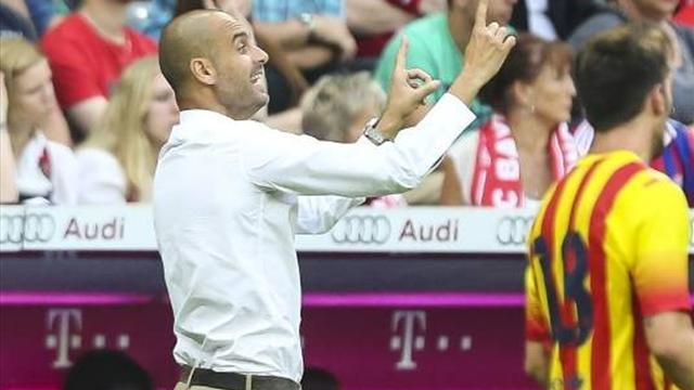 Bundesliga - Guardiola has 'no reason to complain' after outclassing Barca