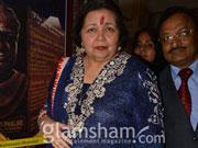 Pamela Chopra sang VEER ZAARA song at Indian Film Festival of Melbourne