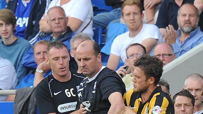 Soccer - Sky Bet Football League Two - Chesterfield v Southend United - Proact Stadium