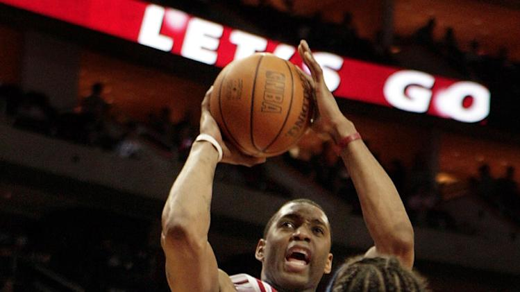 McGrady Retires Basketball