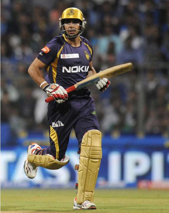 Manvinder Bisla [Kolkata Knight Riders]: 14 matches, 255 runs at strike rate of 108.05. The hero for Kolkata in last year's final, Bisla only played one meaningful knock, but that apart, he failed to