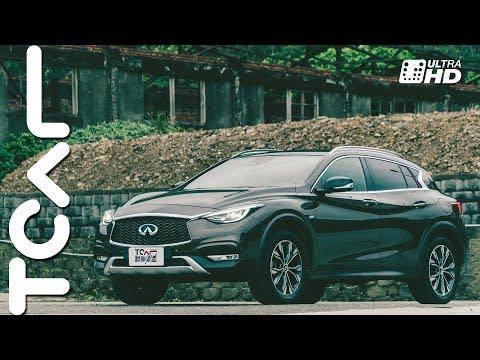 勇闖異域 Infiniti QX30 旗艦款 新車試駕 - TCAR